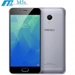 4931.39 руб. 5% СКИДКА|Оригинальный MEIZU M5S 4G FDD LTE мобильный телефон 3 Гб 16 Гб Восьмиядерный 5,2