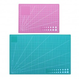 US $3.8 23% OFF|A5/A3 Cutting Mat PVC Self Healing Fabric Leather Paper Craft DIY Tools Double sided Healing Cutting Board-in Cutting Mats from Office & School Supplies on Aliexpress.com | Alibaba Group