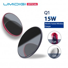 US $26.65  UMIDIGI Q1 15W Wireless fastest Charger for iPhone X/XS Max XR 8 8 Plus Samsung S8 S9/S9+ Note 9 8 Phone Wireless Charging Pad-in Wireless Chargers from Cellphones & Telecommunications on Aliexpress.com   Alibaba Group
