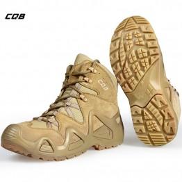 5116.02 руб. 56% СКИДКА|CQB мужские тактические ботинки Mountain Мощность Открытый скальные туфли мужчины носят износостойкие нескользящие большой Размеры походы кроссовки-in Походная обувь from Спорт и развлечения on Aliexpress.com | Alibaba Group