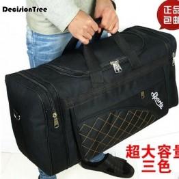 € 17.99 26% de DESCUENTO|Bolsas de viaje de gran capacidad para hombres y mujeres, bolsas de lona de viaje impermeables, bolsas de tela Oxford, bolso de viaje grande, bolsa plegable para viaje-in Bolsas de viaje from Maletas y bolsas on Aliexpress.com | Alibaba Group