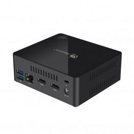 19504.89 руб.  Beelink Близнецы X55 2,4G 5,0G WI FI 1000 M LAN J5005 8 GB DDR4 Оперативная память 128 Гб MSATA USB 3,0 ТВ Box Mini PC Поддержка Windows 10 расширяемый купить на AliExpress