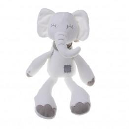 230.76 руб. 27% СКИДКА|1 комплект, милая плюшевая кукла слона для малышей, мягкий спальный мат для новорожденных, реквизит для фотосессии, подарок для ребенка-in Мягкие и плюшевые животные from Игрушки и хобби on Aliexpress.com | Alibaba Group
