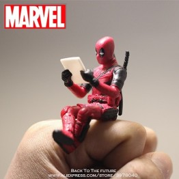 US $2.71 23% OFF|Disney Marvel X Men Deadpool 2 Action Figure Sitting Posture Model Anime Mini Doll Decoration PVC Collection Figurine Toys model-in Action & Toy Figures from Toys & Hobbies on Aliexpress.com | Alibaba Group