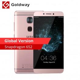 6244.93 руб.  Глобальная версия Letv LeEco Le 2X526 мобильный телефон 3 ГБ ОЗУ 64 Гб Snapdragon 652 Восьмиядерный 5,5