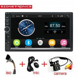 6215.35 руб. 39% СКИДКА 2 Din Android 6,0 Автомобильный Радио Стерео 7