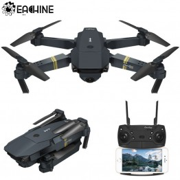 US $35.87 54% OFF Eachine E58 WIFI FPV With Wide Angle HD Camera High Hold Mode Foldable Arm RC Quadcopter Drone RTF VS VISUO XS809HW JJRC H37-in RC Helicopters from Toys & Hobbies on Aliexpress.com   Alibaba Group
