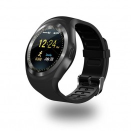 € 11.76 |696 Bluetooth Y1 montre intelligente Relogio Android SmartWatch appel téléphonique GSM Sim à distance caméra Information affichage podomètre de sport-in Montres intelligentes from Electronique on Aliexpress.com | Alibaba Group
