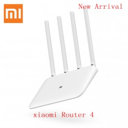2485.08 руб. 20% СКИДКА|Xiaomi mi маршрутизатор 4 WiFi ретранслятор 1167 Мбит/с Беспроводной двухдиапазонный 2,4/5 ГГц 4 антенны двухъядерный 802,11 пульт дистанционного управления Wifi mi маршрутизатор-in Беспроводные маршрутизаторы from Компьютер и офис on Aliexpress.com | Alibaba Group