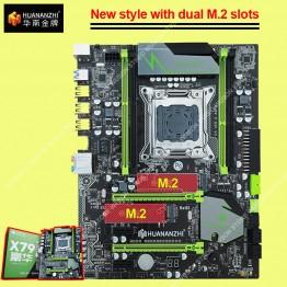 6626.9 руб. 37% СКИДКА|Известная брендовая материнская плата с M.2 слот HUANANZHI скидка X79 материнская плата SATA3.0 порт PCI E x16 поддержка 4*16 г 1866 МГц памяти-in Материнские платы from Компьютер и офис on Aliexpress.com | Alibaba Group