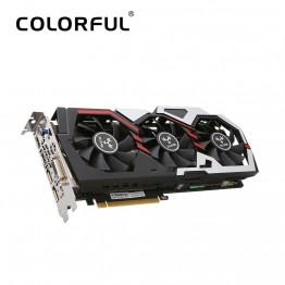 R$ 3238.95 |Colorful iGame GTX NVIDIA GeForce 1070Ti Vulcan U Top 8g GDDR5 256bit Placa de vídeo de 1607 mhz Para PC Gaming-in Placas de vídeo from Computador e Escritório on Aliexpress.com | Alibaba Group