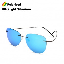 US $8.85 40% OFF|JackJad New Fashion Men Driving Ultralight Titanium Polarized Sunglasses Brand Design Rimless Aviation Sun Glasses Oculos De Sol-in Men's Sunglasses from Apparel Accessories on Aliexpress.com | Alibaba Group