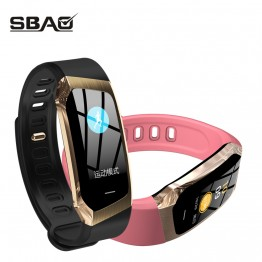 US $25.98 30% OFF|Smart Watch Sports Band Sport Bracelet Watch Men Women Touch Screen Smartwatch Blood Pressure Waterproof Swimming For Xiaomi-in Smart Watches from Consumer Electronics on Aliexpress.com | Alibaba Group