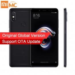 9597.83 руб. |Глобальная версия Xiaomi Redmi Note 5 3 GB 32 GB Android 8,1 мобильный телефон Snapdragon 636 Octa Core 5,99