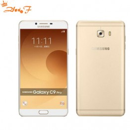 Новый оригинальный Samsung Galaxy C9 Pro C9000 6 ГБ ОЗУ 64 Гб ПЗУ LTE Восьмиядерный 16 МП камера 6'' дюймовый аккумулятор 4000 мАч