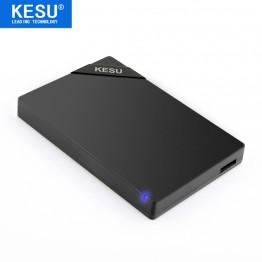 1324.73 руб.  Оригинальный кесу 2,5 ''внешний жесткий диск USB3.0 HDD Портативный внешний жесткий диск HD для ПК рабочий стол MAC ноутбука сервер (черный/белый)-in Внешние жесткие диски from Компьютер и офис on Aliexpress.com   Alibaba Group