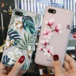 Чехол для Xiaomi Redmi 6A Redmi Note 5 X 4X Note 6 Pro, чехол для Xiaomi mi 8 Lite a1 a2 Redmi 4A 5A 5 Plus, силиконовый чехол-сумка