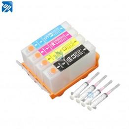 € 16.09 |UP 1 Set compatible pour HP 934 935 cartouche d'encre rechargeable avec puce 934XL 935XL pour imprimante HP OfficeJet Pro 6230 6830 6820-in Cartouches d'encre from Ordinateur et bureautique on Aliexpress.com | Alibaba Group