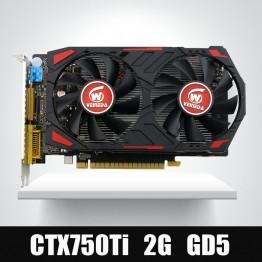 4423.19 руб. 42% СКИДКА|Veineda видео карта оригинальный GPU GTX750Ti 2 ГБ GDDR5 Видеокарты instantkill R7 350, HD6850 для NVIDIA GeForce игры-in Графические карты from Компьютер и офис on Aliexpress.com | Alibaba Group