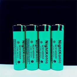 199.92 руб. 6% СКИДКА|Супер высокое качество оригинальный новый Nightkonic 14500 батарея 3,7 в литий ионная аккумуляторная батарея для фонарика купить на AliExpress