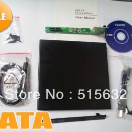 591.03 руб. |USB 2,0 Тонкий внешний карман для 12,7 мм SATA CD dvd привод с функцией записи-in Чехлы для оптических дисководов from Компьютер и офис on Aliexpress.com | Alibaba Group
