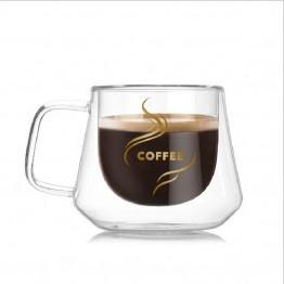 1562.09 руб. |Высококачественный двойной стекла термостойкого чашка кофе творческая diamond cup-in Другие стекла from Дом и сад on Aliexpress.com | Alibaba Group
