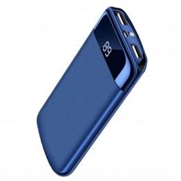 18650 20000 мАч Мощность Bank внешняя Батарея повербанк 2 USB ЖК дисплей Мощность банк Портативный мобильного телефона Зарядное устройство для Xiaomi Mi для iphone8 купить на AliExpress