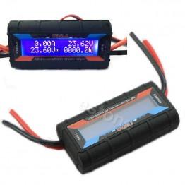 Ток Мощность анализатор GT. Мощность 150A RC Высокоточный Мощность анализатор и Ватт метр W/Подсветка ЖК дисплей купить на AliExpress