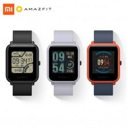 Xiaomi Amazfit Bip Смарт часы молодежное издание Lite 32 г ультра легкий Баро IP68 Водонепроницаемый gps Tracker Компас Фитнес для мужчин и женщин купить на AliExpress