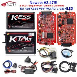 2672.16 руб. 5% СКИДКА|2019 неограниченный маркер! KTAG 7,020 KESS 5,017 ECU Инструмент программирования K Tag V7.020 SW 2,23 V2.47 с GPT функцией лучше, чем Ktm100-in Считыватели кодов и сканеры from Автомобили и мотоциклы on Aliexpress.com | Alibaba Group