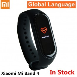 US $38.01 |Original Xiaomi Mi Band 4 Smart Wristband Bluetooth 5.0 Fitness Tracker Color Screen Music Control ID Caller Mi Band 3 Bracelet-in Smart Wristbands from Consumer Electronics on Aliexpress.com | Alibaba Group