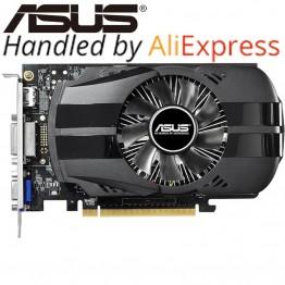 3662.52 руб. |ASUS видео карта оригинальный GTX 750TI 2 ГБ 128bit GDDR5 Видеокарты для NVIDIA GeForce GTX750Ti использовать карты VGA HDMI DVI распродажа-in Графические карты from Компьютер и офис on Aliexpress.com | Alibaba Group