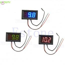 113.74 руб. | 50 ~ 110C цифровой светодиодный термометр DC 12 V автомобильный измеритель температуры панели-in Приборы для измерения температуры from Орудия on Aliexpress.com | Alibaba Group