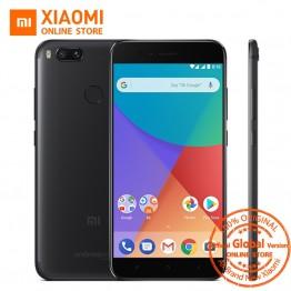 10178.27 руб. |Глобальная версия Xiaomi Mi A1 4 ГБ 64 ГБ смартфон 625 Восьмиядерный двойной 12.0MP 5 В 2A 5,5 ''1080 P 403PPI Android один CE FCC купить на AliExpress