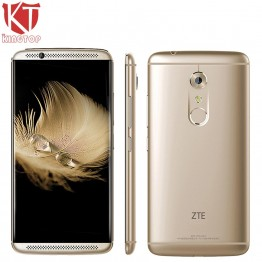 US $374.99 |Original ZTE Axon 7 A2017 Mobile Phone  4GB RAM 128GB ROM Snapdragon 820 Quad Core 5.5 inch 2560*1440px 20MP Fingerprint Phone-in Cellphones from Cellphones & Telecommunications on Aliexpress.com | Alibaba Group