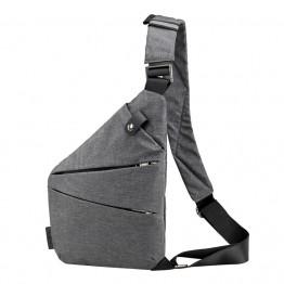 331.84 руб. 30% СКИДКА Модная сумка на грудь для мужчин и женщин, повседневная Холщовая Сумка на грудь с защитой от кражи, сумки через плечо высокого качества, сумки на плечо купить на AliExpress