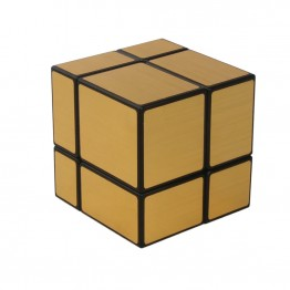 US $3.08 31% OFF|New Arrival  Mirror 2x2x2 Speed Cube Magic Cube   Black +Gold-in Magic Cubes from Toys & Hobbies on Aliexpress.com | Alibaba Group