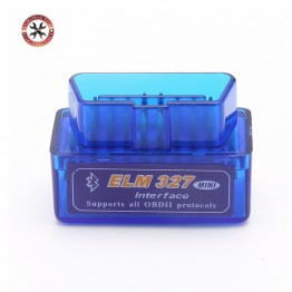 US $2.75 5% OFF|Latest Version Super Mini ELM327 Bluetooth V2.1 OBD2 Mini Elm 327 Car Diagnostic Scanner Tool For ODB2 OBDII Protocols-in Code Readers & Scan Tools from Automobiles & Motorcycles on Aliexpress.com | Alibaba Group