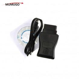 1156.47 руб. |Новый для Nissan USB Диагностический Интерфейс OBD2 OBD сканер НС CO N  SULT для Nissan 14Pin USB Кабель адаптер купить на AliExpress