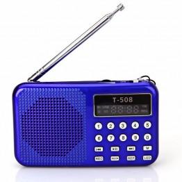 679.79 руб. 25% СКИДКА|REDAMIGO горячая Распродажа цифровой fm радио Micro SD/TF USB диск mp3 радио ЖК дисплей интернет радио с динамиком T508R-in Радио from Бытовая электроника on Aliexpress.com | Alibaba Group