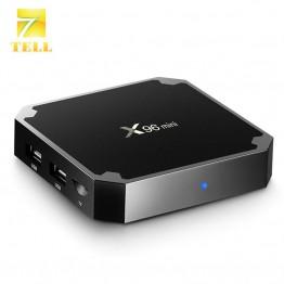 710.4 руб.  X96 мини ТВ контейнер под элемент питания 2 Гб оперативной памяти, 16 Гб встроенной памяти, опционально Android 7.1.2 Amlogic S905W 4 ядра 2,4 ГГц Wi Fi, H.265 UHD 4 K KDPlayer 17,3 Media Player-in ТВ-приставки from Бытовая электроника on Aliexpress.com   Alibaba Group