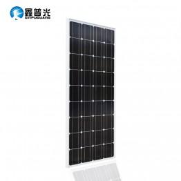 4752.21 руб. 12% СКИДКА 18 в стеклянная солнечная панель Китай 100 Вт монокристаллический кремний высокое качество фотоэлемент 12 В батарея дом солнечных батарей цены 100 Вт купить на AliExpress
