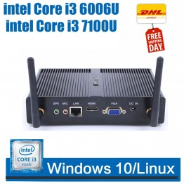 5423.46 руб. 36% СКИДКА|Core i3 7100u 6006U Мини ПК оконные рамы 7 8 10 гигабитный LAN безвентиляторный ПК 1VGA + 1 HDMI оконные рамы офисные неттоп ПК Мини ТВ коробка 4 к HD HTPC i3-in Мини-ПК from Компьютер и офис on Aliexpress.com | Alibaba Group