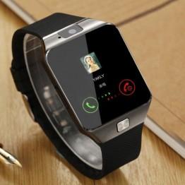 480.63 руб. 18% СКИДКА|DZ09 Смарт часы Bluetooth наручные часы Поддержка с камерой Bluetooth SIM tf карты Smartwatch для Ios Android телефонов-in Цифровые часы from Ручные часы on Aliexpress.com | Alibaba Group