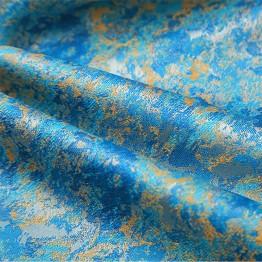 531.21 руб. 29% СКИДКА Новое поступление, жаккардовая ткань из синтетического волокна, светло голубая картина маслом на ткани, используемая для сумки, подушки для стульев, женская одежда на 100x90 см-in Ткань from Дом и сад on Aliexpress.com   Alibaba Group