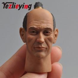 Японский самурай 1/6 изысканный голову человека резьба HP 0084 глава резьба Модель 12 дюйм(ов) фигурку аксессуары купить на AliExpress