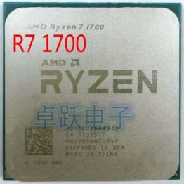 9416.32 руб.  AMD Ryzen 7 1700 Процессор процессор 8 ядер 16 потоков AM4 3,0 ГГц 20 МБ TDP 65 Вт Кэш 14nm DDR4 Настольный YD1700BBM88AE-in ЦП from Компьютер и офис on Aliexpress.com   Alibaba Group