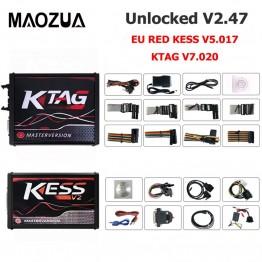 3602.34 руб. 19% СКИДКА|Новейшая модель; Kess V2 мастер Kess V2.47 V5.017 ЕС красный pcb без знака предел Ecu программирования Ktag V7.020 V2.34 OBD2 менеджер Тюнинг Комплект-in Считыватели кодов и сканеры from Автомобили и мотоциклы on Aliexpress.com | Alibaba Group