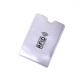 83.73 руб. 26% СКИДКА|10 шт Портативный Анти сканирование кредитной RFID карты защитный анти магнитный держатель сумка-in Держатели для карт и пропусков from Багаж и сумки on Aliexpress.com | Alibaba Group