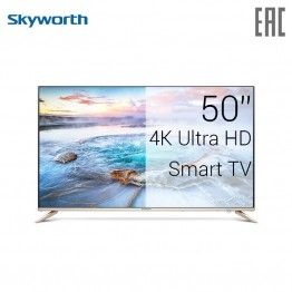 """Телевизор 50"""" Skyworth 50G2A 4К UHD SmartTV Android 7.0.-in Умные телевизоры from Электроника on Aliexpress.com 